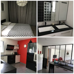 chambre 1 + cuisine