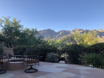 """This could be """"your"""" backyard enjoying expansive VIEW of Tucson mountains"""
