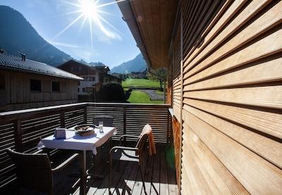 Galgenul, Sankt Gallenkirch, Vorarlberg, Österreich