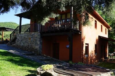 Las Médulas, Carucedo, Castille-et-León, Espagne