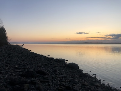 Littlejohn Island, Maine, United States of America