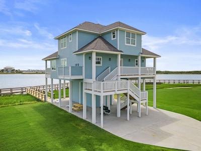 Lafittes Cove, Galveston, Texas, United States of America
