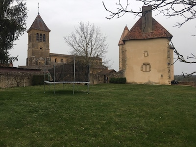 Saint-Vincent-Bragny, Saone-et-Loire (department), France