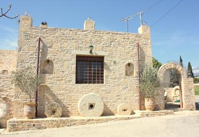 Faneromeni, Faistos, Crete, Greece