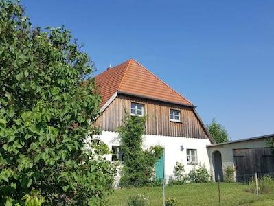 Lansen-Schönau, Peenehagen, Mecklenburg-Vorpommern, Deutschland