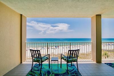*New Rental* Great start up rates! Beach front, Orange Beach! Sleeps up to 10!