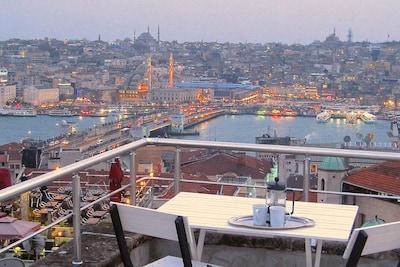 Karakoy, Istanbul, Istanbul, Turkey
