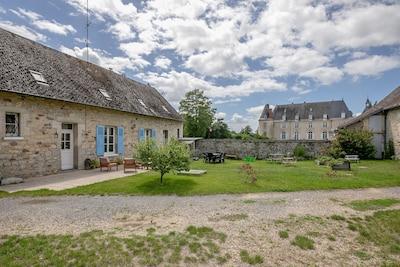 Lizy, Département Aisne, Frankreich
