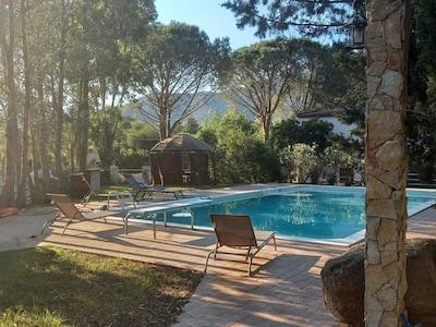 Sinnai, Sardaigne, Italie