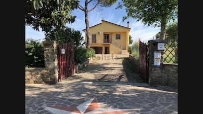 Monte San Savino, Toscane, Italie