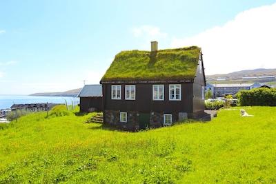 Hoyvíksvegur, Torshavn, Färöer-Inseln