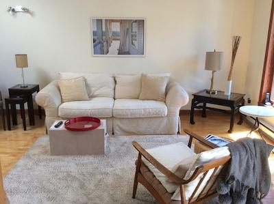 Living room - open area