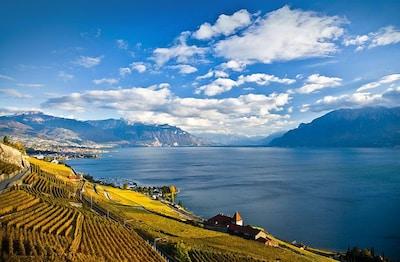 Palézieux, Oron, Canton Vaud, Svizzera