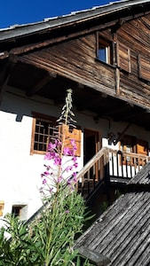 Névache, Hautes-Alpes, France