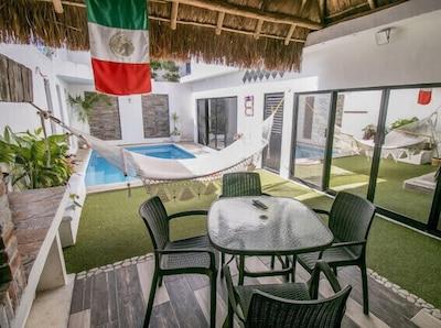 Flores Magón, Cozumel, Quintana Roo, Mexique