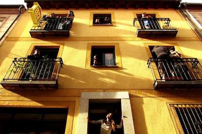 Santa Cruz la Real Convent, Segovia, Castile and Leon, Spain