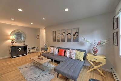 Yonkers Vacation Rental | 1BR | 1 BA | 800 Sq Ft