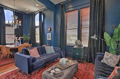 Treat yourself to a stay like no other at this professionally designed townhome!