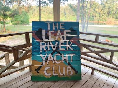 The Leaf River Yacht Club