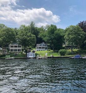 Lake Waramaug State Park, Kent, Connecticut, United States of America