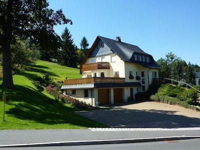 Schellerhau, Altenberg, Sachsen, Deutschland