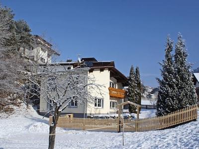 Zammer Lochputz, Zams, Tirol, Oostenrijk