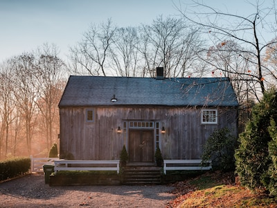 Welcome to the River Barn in Essex, CT