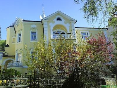 Municipal Museum, Marianske Lazne, Karlovy Vary Region, Czech Republic