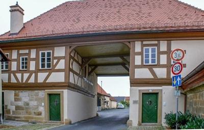 Ostsee, Staffelstein, Bavaria, Germany