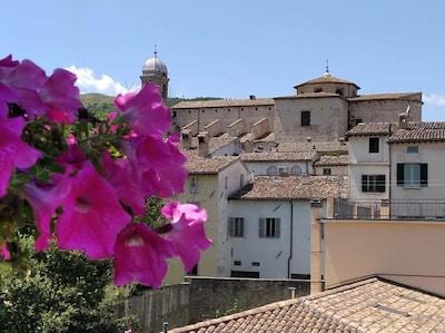Cagli, Marches, Italie