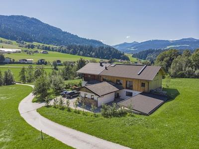 Hexenwasser, Söll, Tirol, Österreich