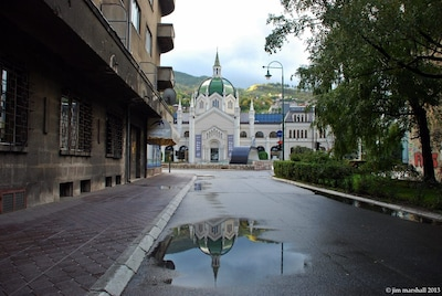 Pont latin, Sarajevo, Fédération de Bosnie-et-Herzégovine, Bosnie-Herzégovine