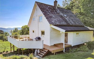 Fjelberg, Kvinnherad, Comté de Vestland, Norvège