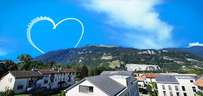 Chur, Switzerland (ZDT-Chur Train Station)