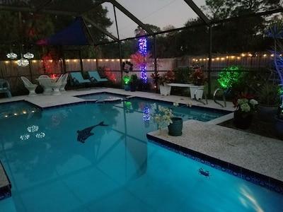 Riviera Key, Palm Bay, Florida, USA