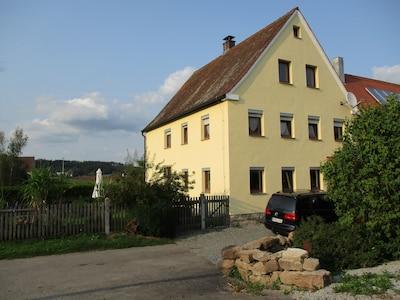 Feuchtwangen, Bayern, Deutschland