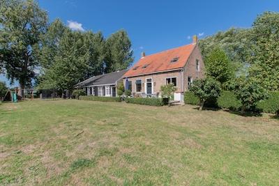 Oudelande, Zeeland, Netherlands