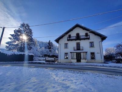Longemaison, Doubs, France
