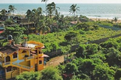 Plage de Calangute, Calangute, Goa, Inde