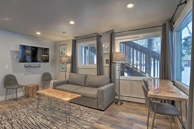 Anchorage Vacation Rental | Studio | 1BA | 500 Sq Ft