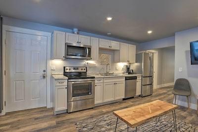 Kitchen | Open Floor Plan