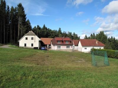 Renner Park, Strakonice, South Bohemia Region, Czech Republic