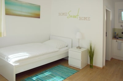 "Apartment ""Piccolo"" mit Einzelbett"