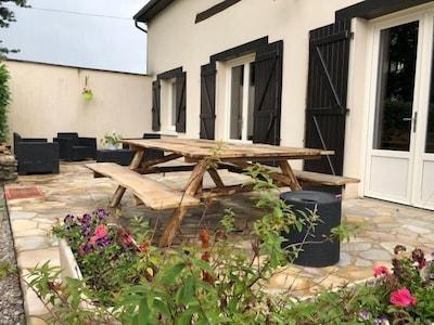 Teillé Station, Teille, Sarthe, France