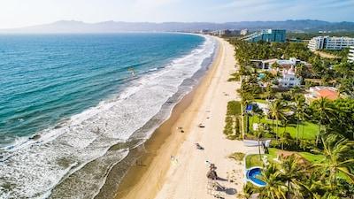 Biggest Beachfront Penthouse in Nuevo Vallarta!