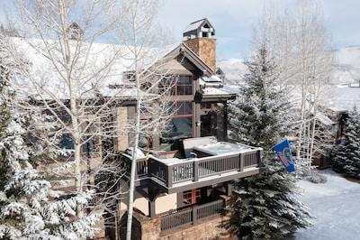 Arrowhead Ski Area, Avon, Colorado, United States of America