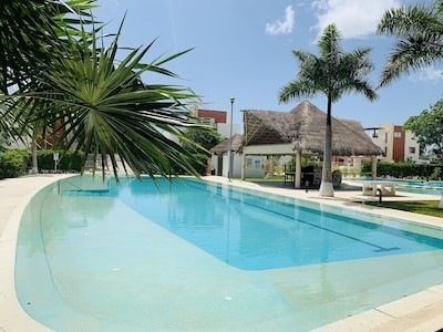 Nichupté, Cancún, Quintana Roo, Mexiko