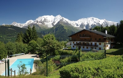 Le Bettex, Saint-Gervais-les-Bains, Haute-Savoie (département), France