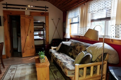 Backpackers' Cabin - Base Camp for ADK Adventures!