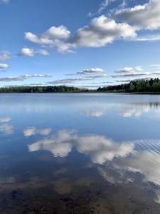 See in Malilla (zu Fuß vom Haus aus zu erreichen)